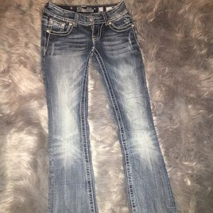 Miss Me Jeans Boot Cut Size 25